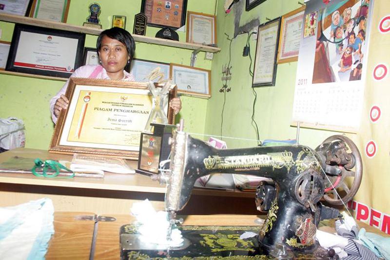 Irma Suyanti, Penyandang Disabilitas Sukses Berwirausaha