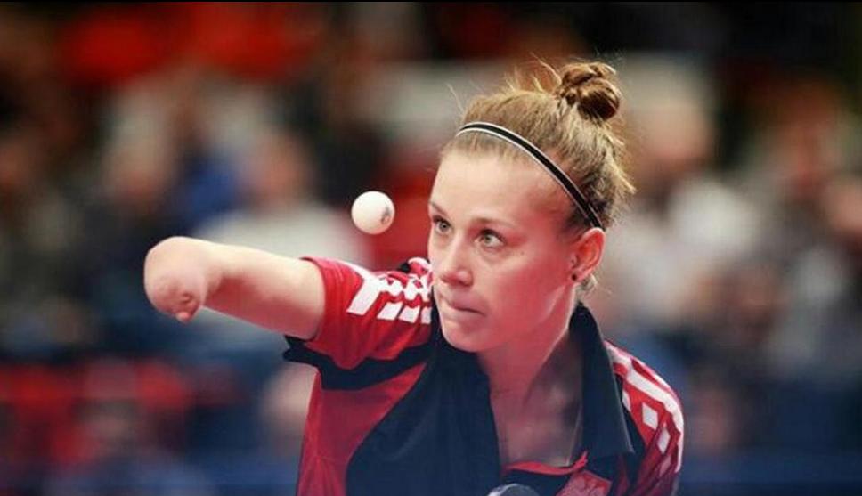 Natalia Partyka, Atlet Disabilitas Peraih Medali Emas