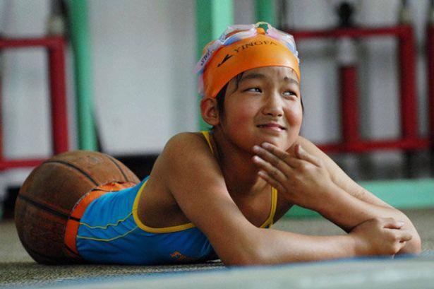 Qian Hongyan, 'Gadis Bola Basket' yang Menjadi Perenang