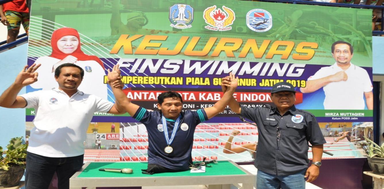 Rahmad Hidayat, Atlet Selam Penyandang Disabilitas