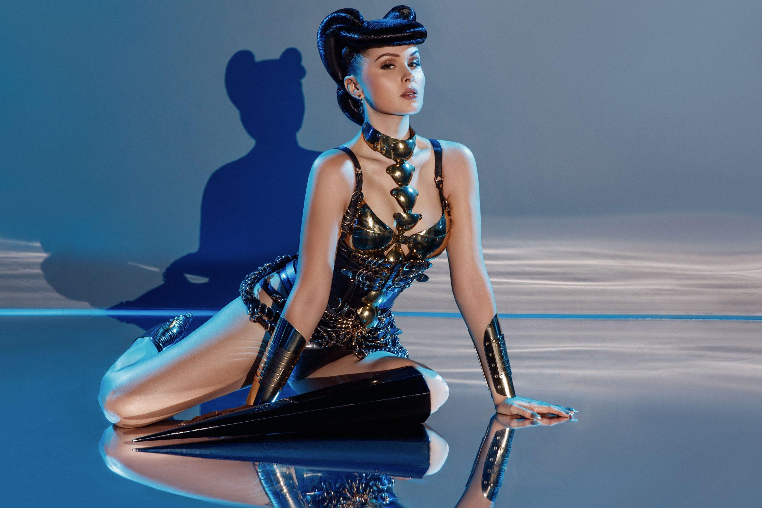 Viktoria,Pop Star Penyandang Disabilitas