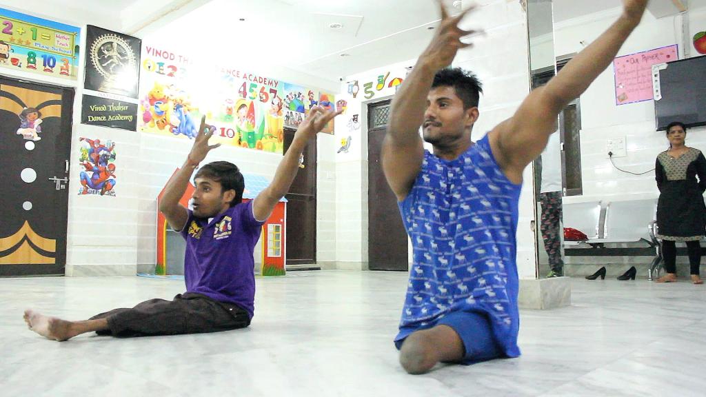 Vinod Thakur , Penyandang Disabilitas yang Menginspirasi