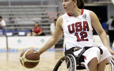 Alana Nichols, Difabel Lumpuh Juara Basket