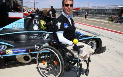 Frederic Sausset Berhasil Taklukkan Sirkuit Le Mans