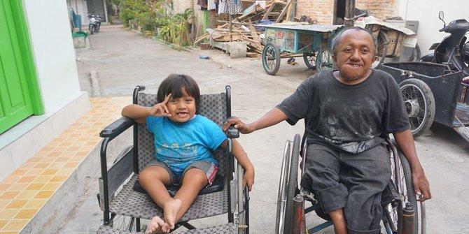 Kisah Pak Ponijo, Pahlawan Anak-Anak Kekurangan Nutrisi