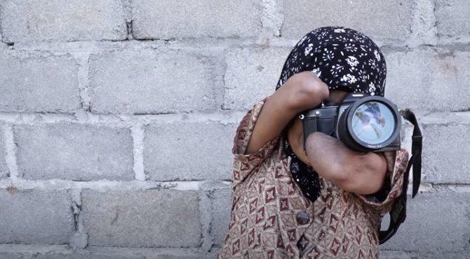 Kisah Rusidah Badawi, Difabel Jadi Fotografer Profesional