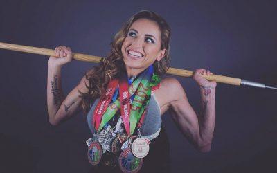 Misty Diaz, Sulit Berjalan Tak Halangi Jadi Atlet Marathon