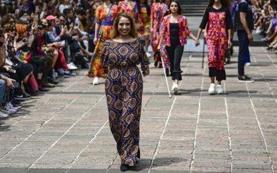 Adriana Macias Desainer dan Pengacara Tanpa Lengan