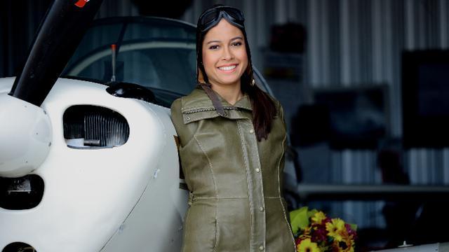 Jessica Cox Wanita Pertama Tanpa Lengan yang Jadi Pilot