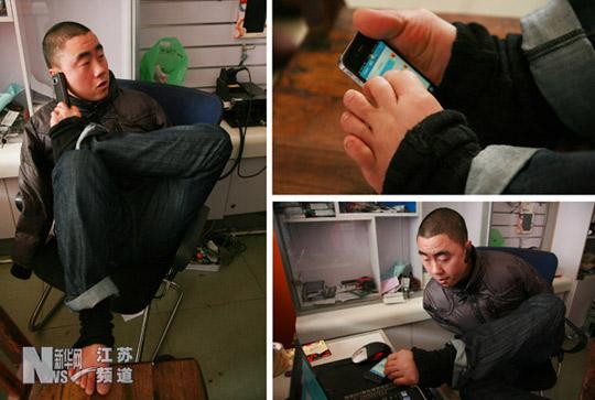 Li Guoqing Tak Memiliki Lengan, Jadi Pengusaha Sukses!
