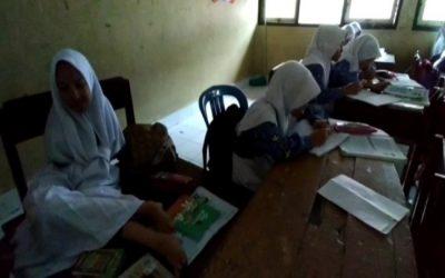Nirmala, Gadis Tanpa Tangan yang Semangat Belajar
