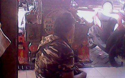 Wisono Basuki Dengan Keterbatasan Fisik, Bisa Beli Harley