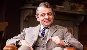 Rowan Atkinson Komedian Asal Inggris Dengan Penyandang Disabilitas Berbicara